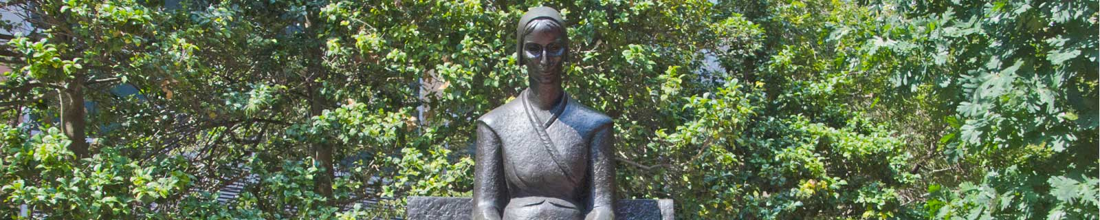 Mary Dyer at the Poor People's Campaign